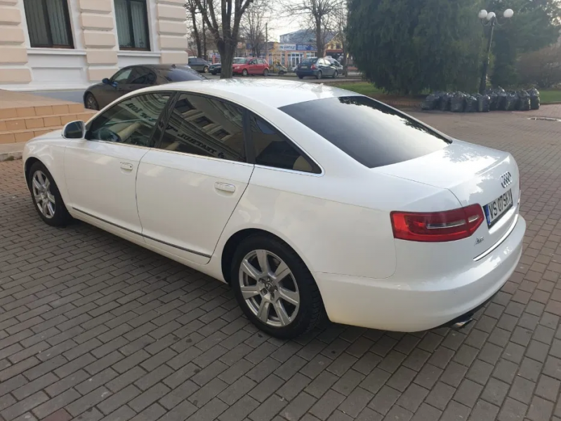 Vand Audi A6 c6 4f facelift-2