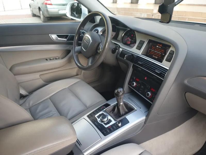 Vand Audi A6 c6 4f facelift-5
