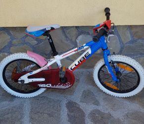Vand bicicleta CUBE 16 inch copii
