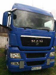 Vand cap tractor MAN TGA 18 440 Euro 5