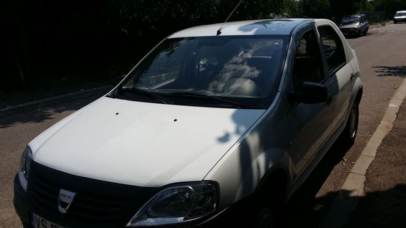 Vand Dacia Logan 2010-2
