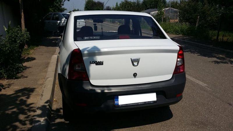 Vand Dacia Logan 2010-7