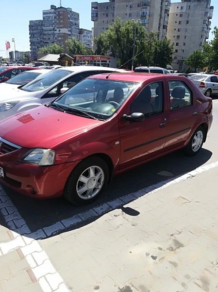 Vand Dacia Logan Model Preferance Full Option-2