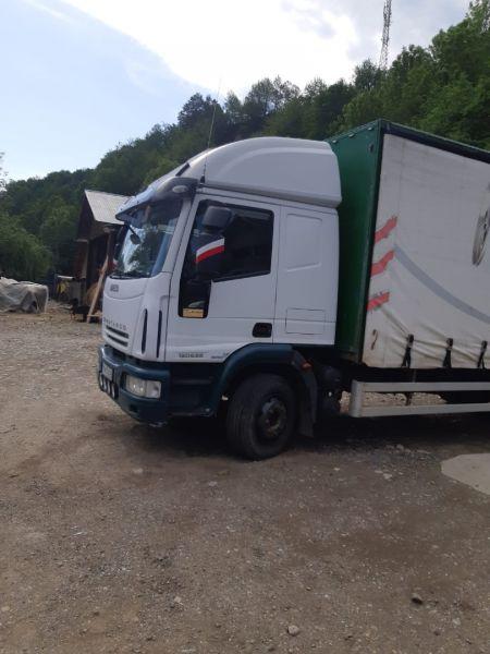Vând Iveco Eurocargo-2