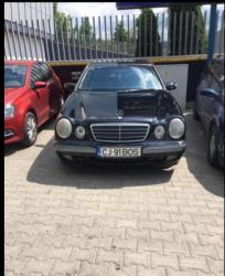 Vand Mercedes E Class
