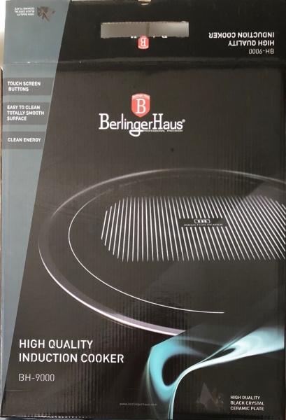 Vând plită cu inducţie Berlinger Haus BH-9000-1