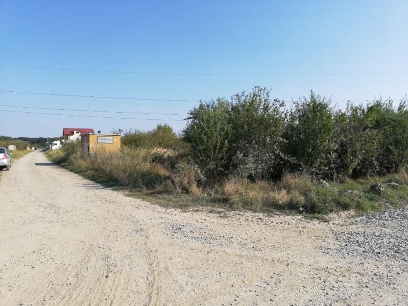 Vand teren 800mp intravilan Oras Pantelimon - Str. Poet George Tarnea-4