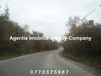 Vand teren in Agigea zona cartier nou, malul canalui