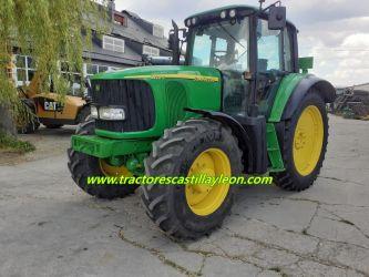 Vând tractor agricol John Deere 6920S Spania