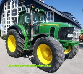 Vând tractor agricol John Deere 7430 Premium,Spania