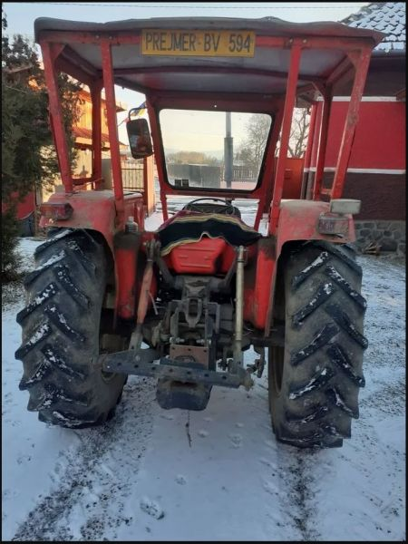 Vand Tractor International 454 si Accesorii-3