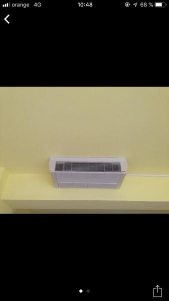 Vand vectiloconvector cu termostat-1