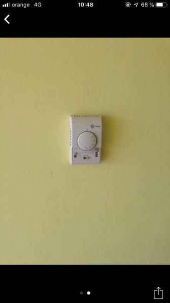 Vand vectiloconvector cu termostat-2