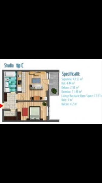 Vânzare apartament avantgarden Brasov-6