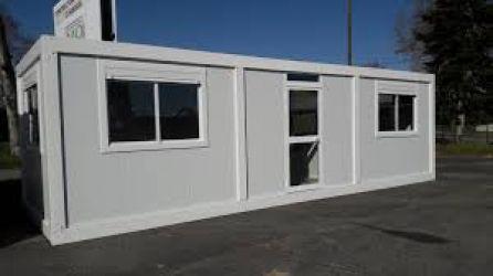 Vânzarea de containere, depozite, birouri și locuințe