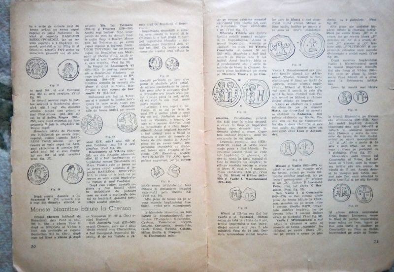 Vechile monede grecesti si bizantine, C. Secasanu, 1947-6