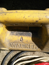 Vibrator beton cu lance  50mm Wacker
