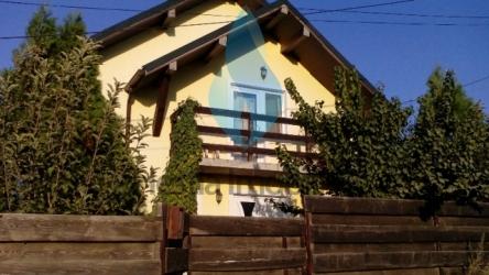 Vila cu 4 camere P+M,Bucium-H.Diplomat