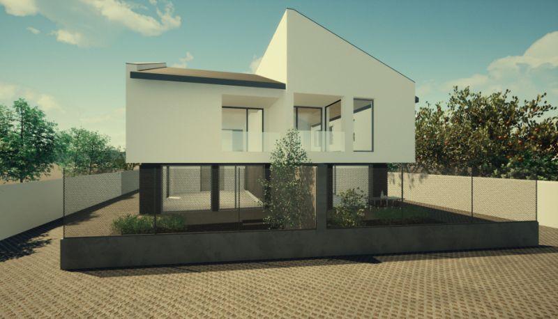 Vila cu 4 camere si curte proprie,langa primaria Popesti-Leordeni-1