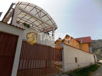 Vila de vanzare sau afacere la cheie in satul Vale judetul Sibiu