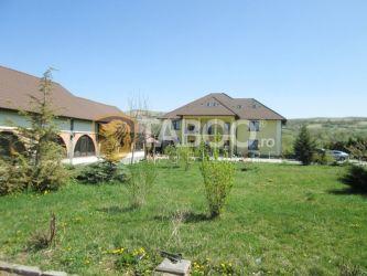 Vila exclusivista cu 11 camere de vanzare in judetul Alba