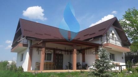 Vila P+M, 4 camere, 1700mp teren.Popas Pacurari-V.Lupului.