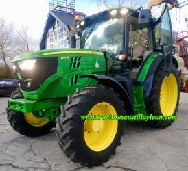 Vindem tractor John Deere 6140R