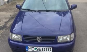 Volkswagen Polo 1997 inmatriculat de vanzare