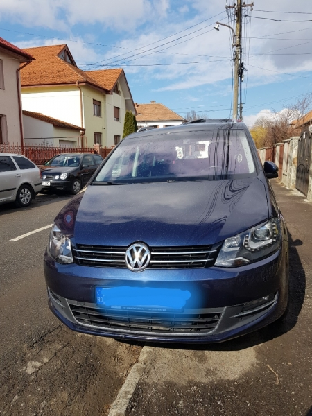Volkswagen Sharan Euro 6-1