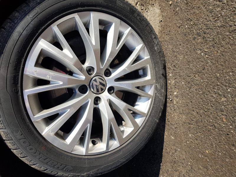 Volkswagen Sharan Euro 6-5