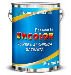 Vopsea Alchidica Satinata EMCOLOR