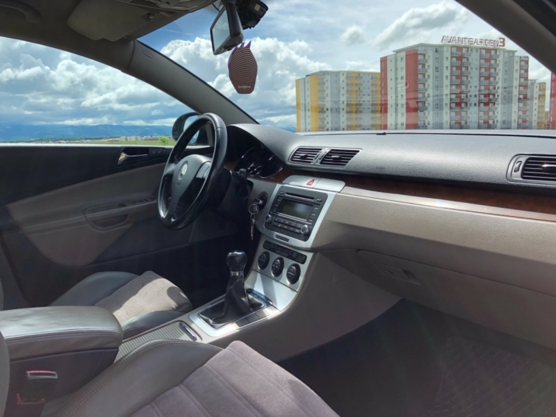 VW Passat B6 4motion 2.0 TDI-9