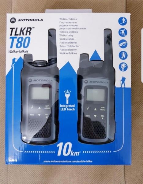 Walkie-Talkies Motorola-1