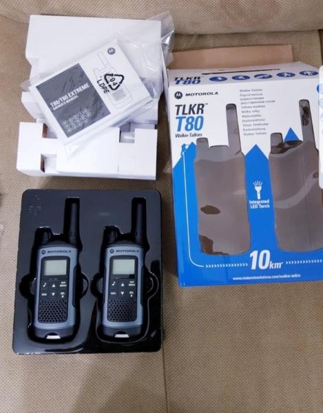 Walkie-Talkies Motorola-2