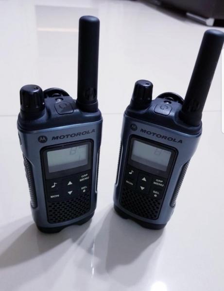 Walkie-Talkies Motorola-3