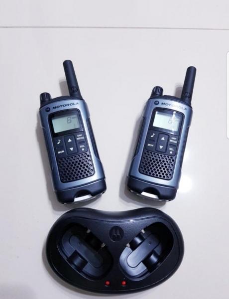 Walkie-Talkies Motorola-4