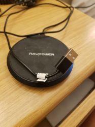Wireless charger incarcator telefon Samsung