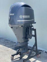 Yamaha Lf300xca, 300 Hp, 25' Shaft, Digital, Electric, Pt&t, Offshore