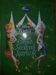 Zanele - TinkerBell. Clopotica si secretul aripilor , 2013