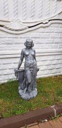 Zeita egiptului/statueta decorativa/ornament gradina/statueta beton